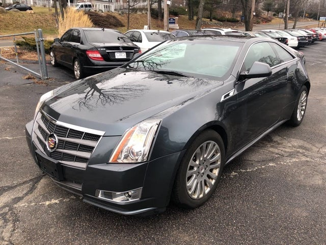 Used Cadillac CTS Coupe for Sale in Providence, RI - CarGurus