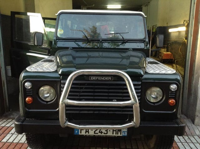 2000 Land Rover Defender 110