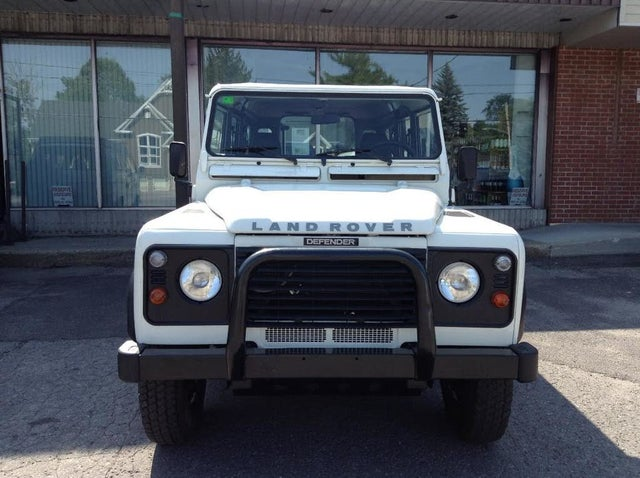 2001 Land Rover Defender 110