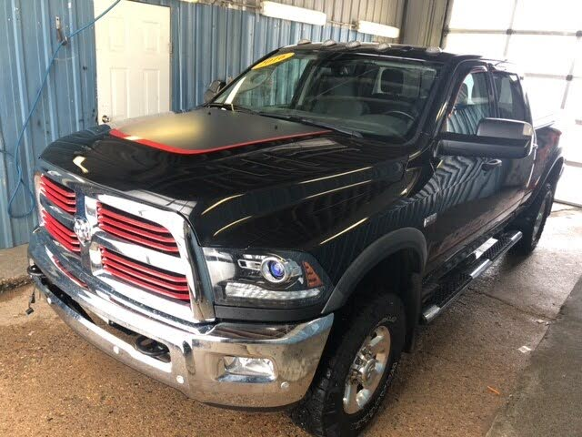2016 RAM 2500 Power Wagon Crew Cab 4WD