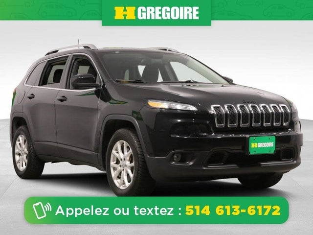2016 Jeep Cherokee North 4WD