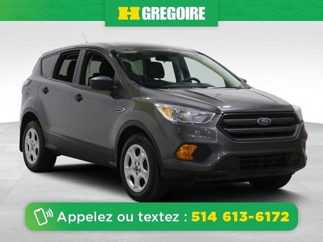2017 Ford Escape S AWD