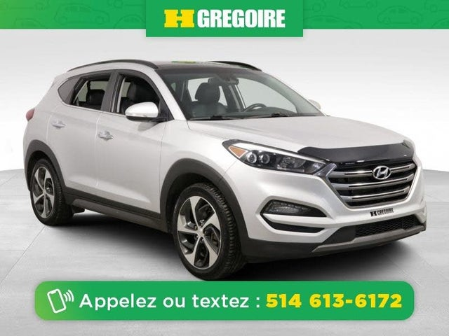 2016 Hyundai Tucson 1.6T Ultimate AWD