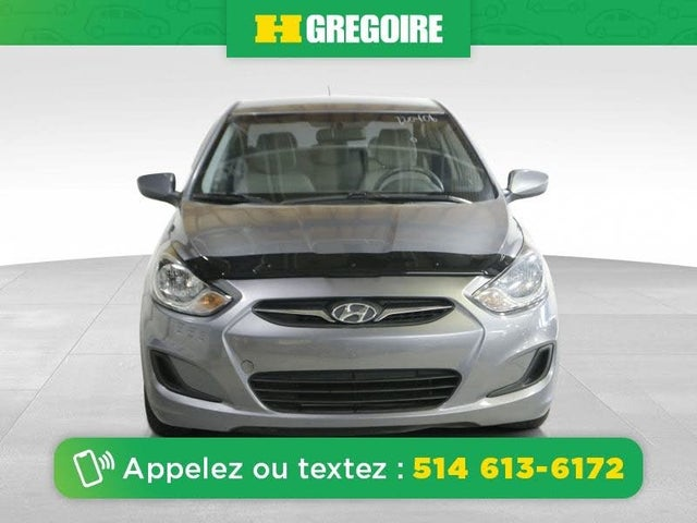 2014 Hyundai Accent L Sedan FWD