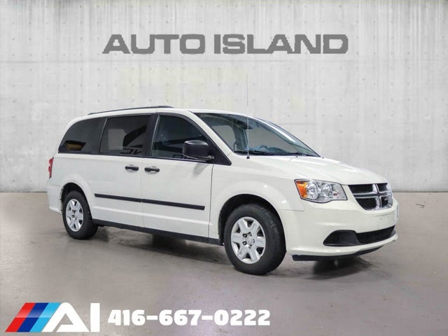 2013 Dodge Grand Caravan SXT Plus FWD