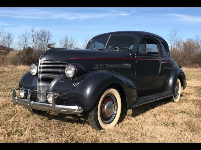 1939 Chevrolet Master Deluxe Business Coupe RWD