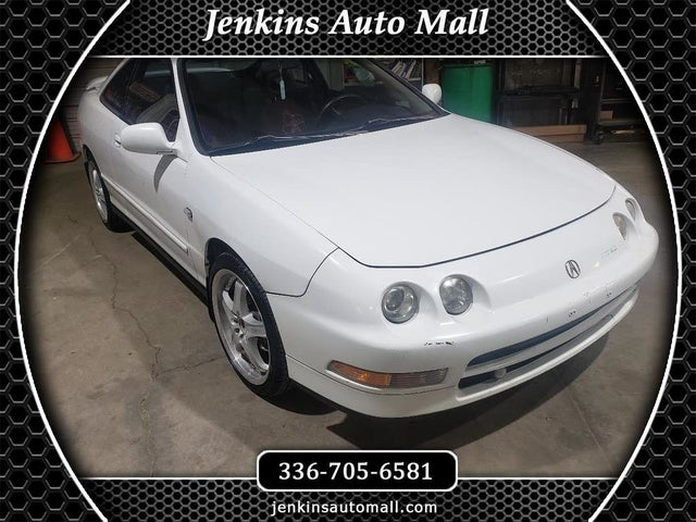 1995 Acura Integra Special Edition Coupe FWD