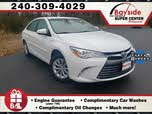2017 Toyota Camry Hybrid LE FWD