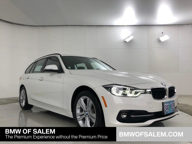 2018 BMW 3 Series 328d xDrive Wagon AWD
