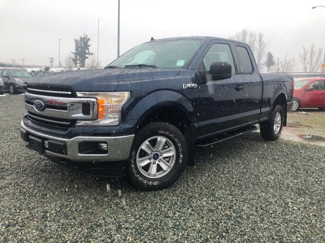 2019 Ford F-150 XLT SuperCab 4WD