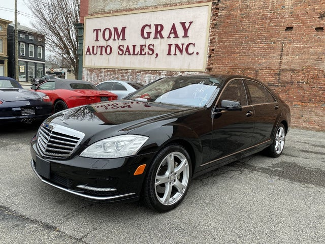 Used Mercedes-Benz S-Class for Sale in Lexington, KY ...