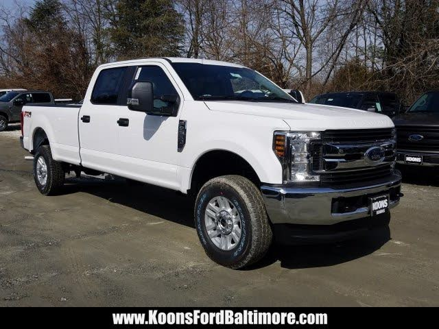 2019 Ford F-350 Super Duty XL Crew Cab 4WD