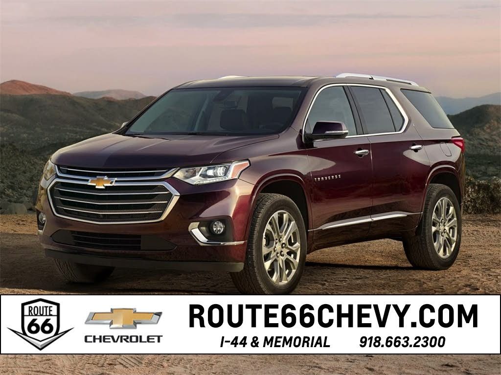 Used 2020 Chevrolet Traverse High Country Awd For Sale With