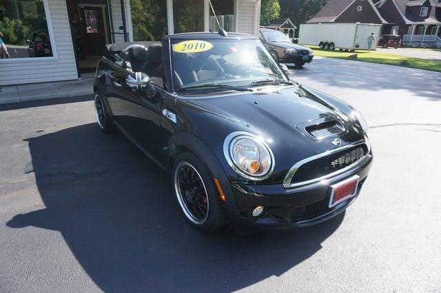 2010 MINI Cooper John Cooper Works Convertible