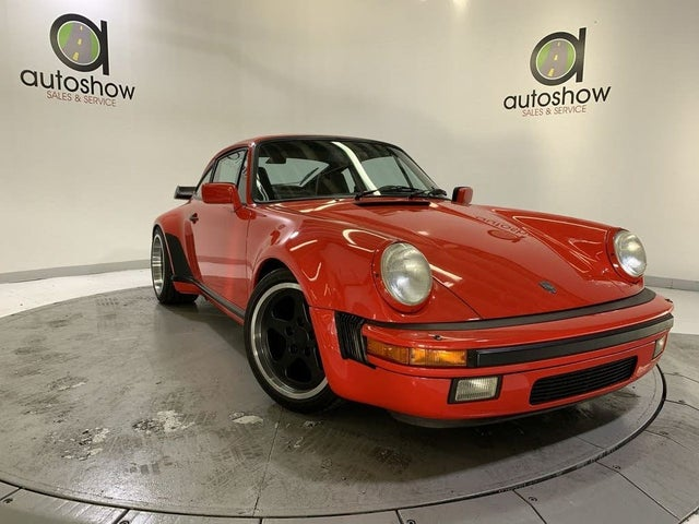 Used 1986 Porsche 911 Turbo For Sale With Photos Cargurus