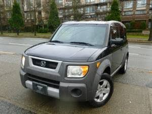 2003 Honda Element Y AWD