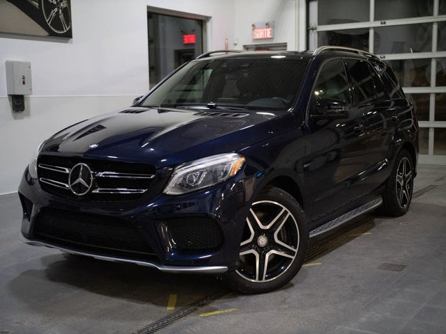 2016 Mercedes-Benz GLE-Class GLE AMG 450 4MATIC