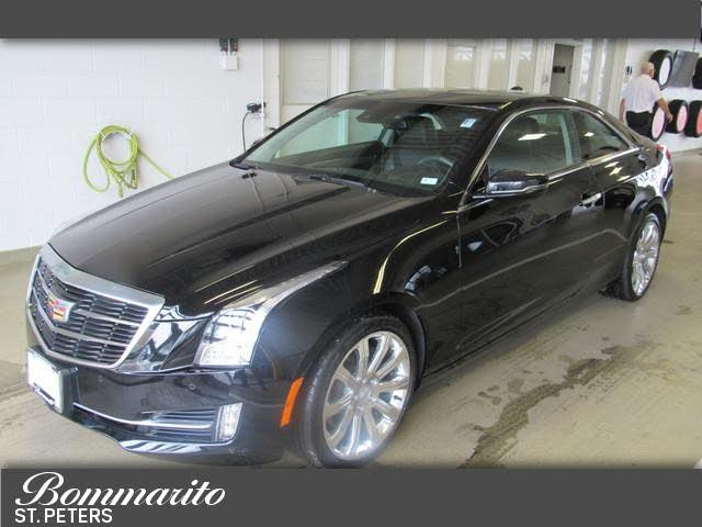 2016 Cadillac ATS Coupe 3.6L Performance AWD