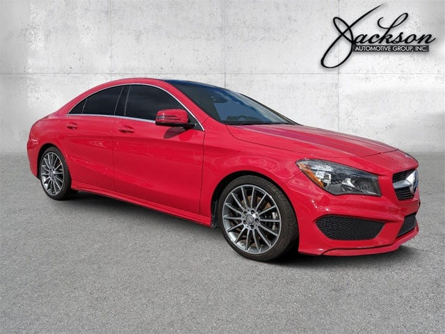 Used Mercedes-Benz CLA-Class for Sale in Columbus, GA ...