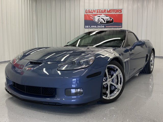 2013 Chevrolet Corvette Z16 Grand Sport 1LT Coupe RWD