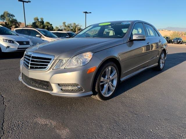 2013 Mercedes-Benz E-Class E 350 Luxury