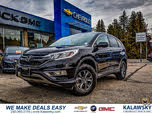 2015 Honda CR-V SE AWD