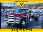 2014 RAM 5500 Chassis Crew Cab 4WD