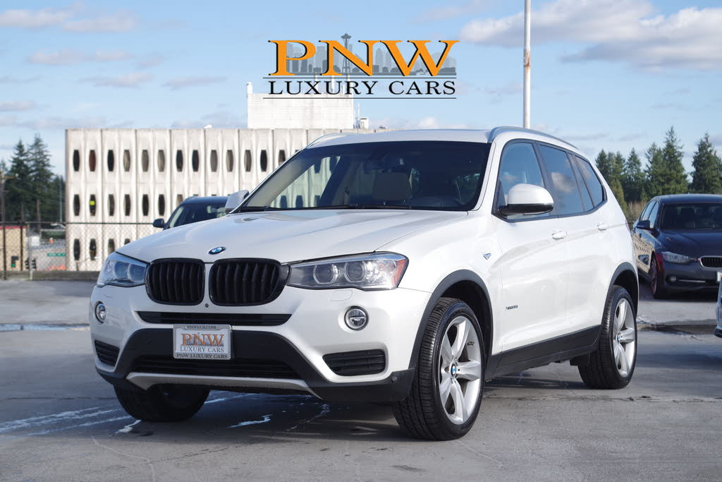 BMW X3 04-11 PREMIUM TOP CAR FROST COVER HD