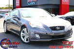2012 Hyundai Genesis Coupe 3.8 Grand Touring RWD