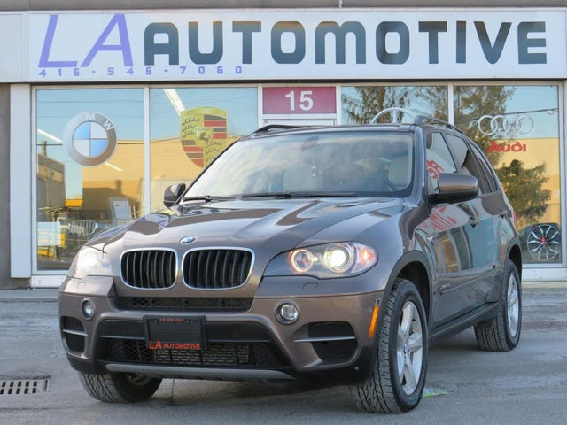 2011 BMW X5 xDrive35i Sport Activity AWD
