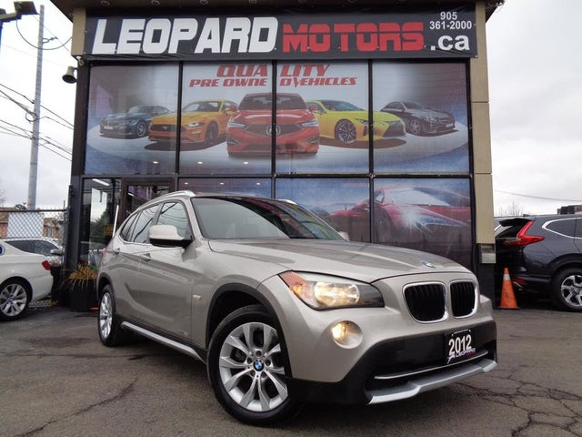 2012 BMW X1 xDrive28i AWD
