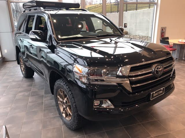 Heritage Toyota Owings Mills >> 2019 Toyota Land Cruiser for Sale in York, PA - CarGurus