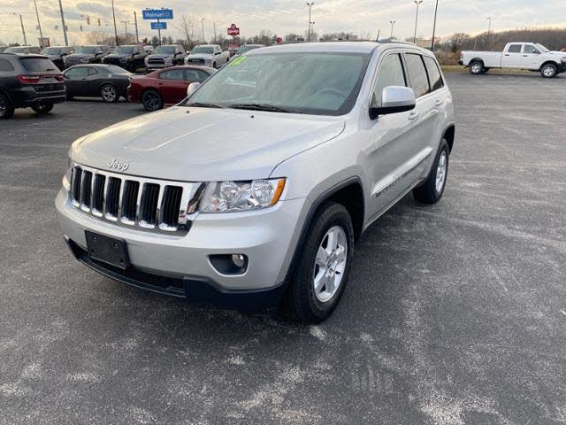 Used 2012 Jeep Grand Cherokee Overland for Sale in Fort ...