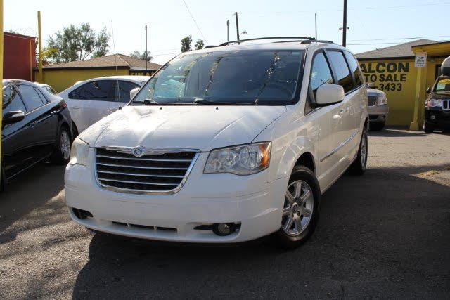 Used Chrysler Town & Country For Sale In Culver City, CA