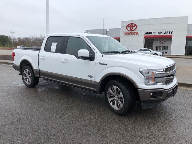 Landers Mclarty Ford >> Used Ford F-150 for Sale in Huntsville, AL - CarGurus