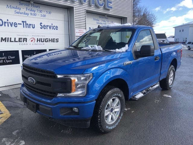 2020 Ford F-150 XL 4WD