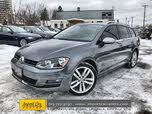 2016 Volkswagen Golf SportWagen 1.8T Highline