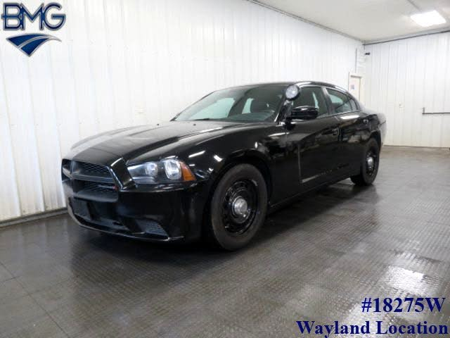 2014 Dodge Charger Police AWD