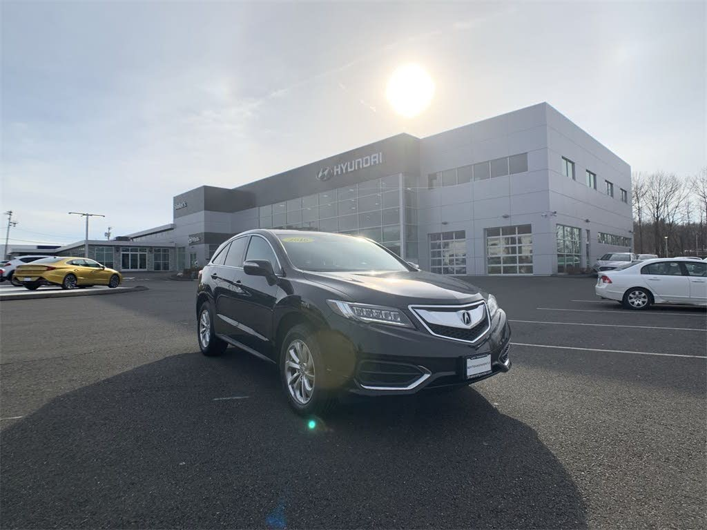 used acura rdx for sale in springfield  ma