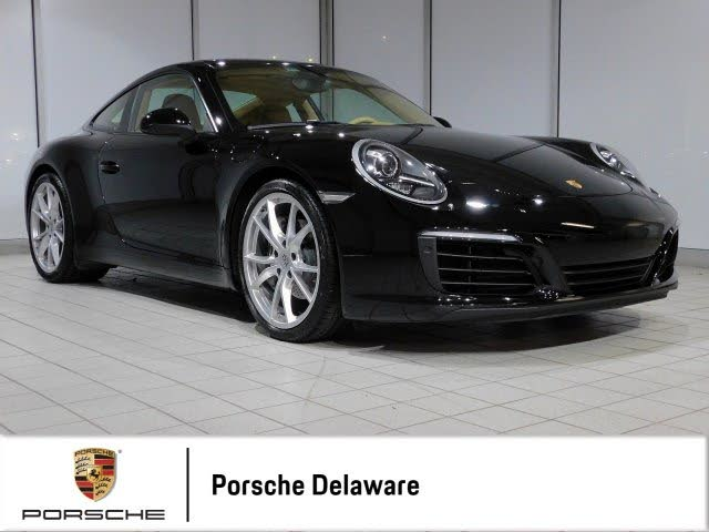 2017 Porsche 911 Carrera Coupe RWD