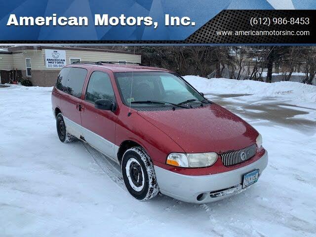 2001 Mercury Villager 4 Dr STD Passenger Van