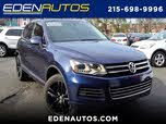2012 Volkswagen Touareg VR6 Executive