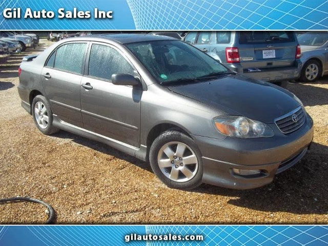 used 2008 toyota corolla s for sale right now cargurus used 2008 toyota corolla s for sale