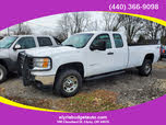 2013 GMC Sierra 2500HD Work Truck Ext. Cab LB 4WD