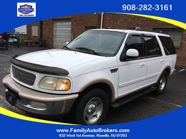 1997 Ford Expedition 4 Dr XLT 4WD SUV