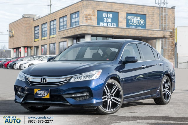 2017 Honda Accord Touring FWD