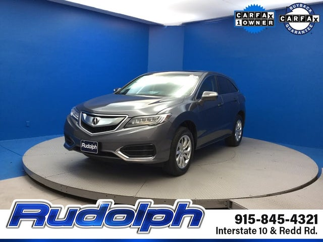 2018 Acura RDX FWD with Technology and AcuraWatch Plus Package