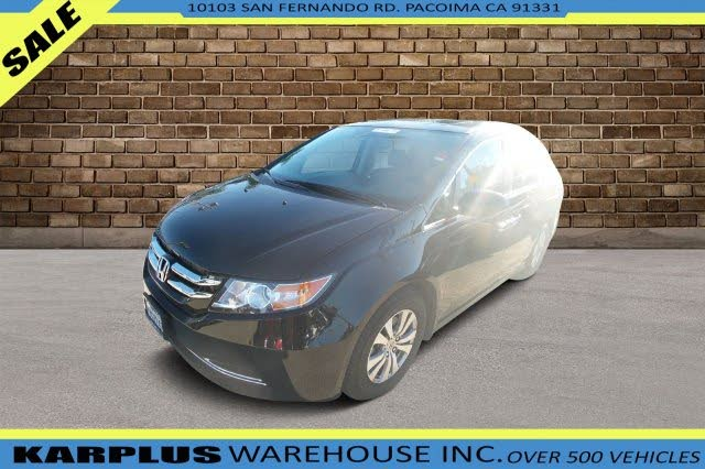 Used Honda Odyssey For Sale With Photos Cargurus