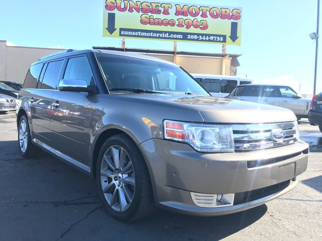 2012 Ford Flex Limited AWD with Ecoboost