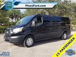 2017 Ford Transit Passenger 350 XLT Low Roof LWB RWD with Sliding Passenger-Side Door